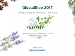 Join us at GlobalShop 2017 for a Refreshing After Show Event!
