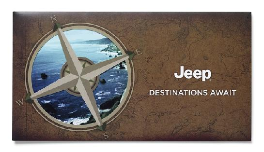 Sappi Silver : Silver Direct Mail Chrysler/Jeep