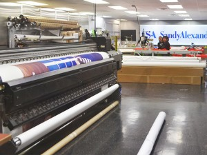 The Top 5 Reasons to Select Sandy Alexander for your Wide and Grand Printing