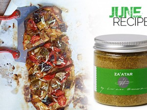 June's SandySpice Recipe for Za'atar