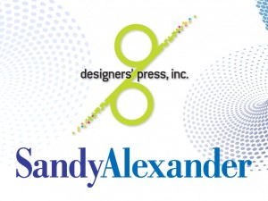 Designers' Press and Sandy Alexander Join Forces