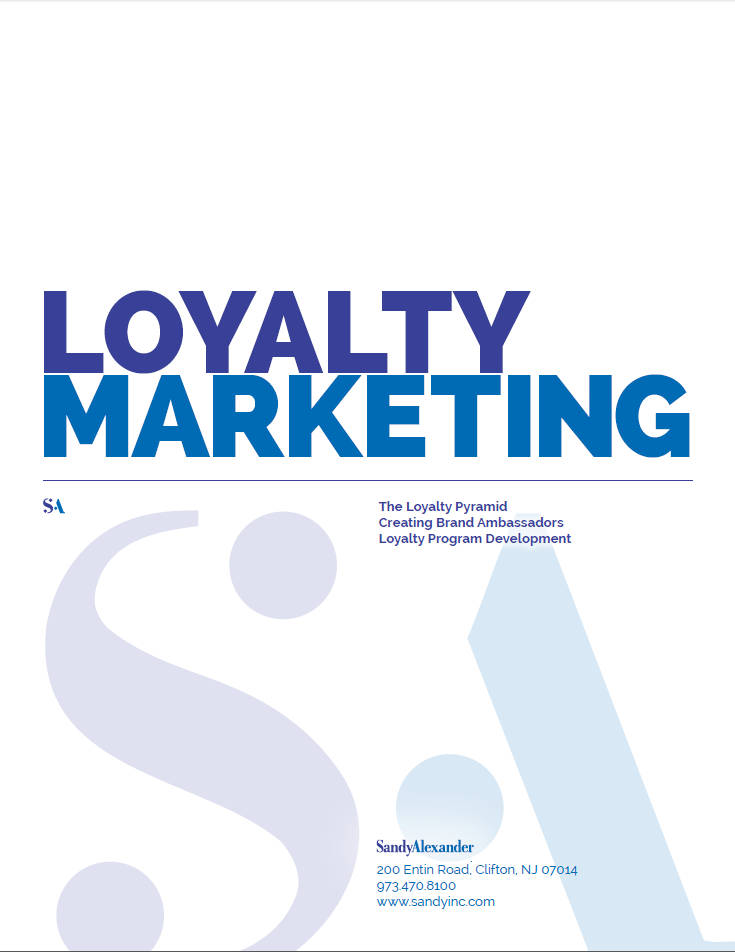 Customer Loyalty Marketing Cover