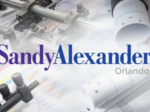Designers' Press Officially Becomes Sandy Alexander Orlando