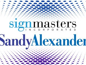 Sandy Alexander Begins 2019 With Acquisition of Signmasters, Inc.