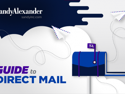 Sandy Alexander's Guide to Direct Mail